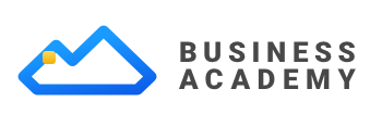 Business Academy horizontal PNG